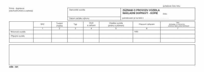 mSk 321- Zázn. o prov. voz. ND-kopie
