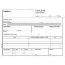 mSk 41 - Výdajový pokl.dokl. A6 NCR 100L